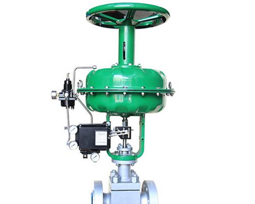 HPN气动高压低噪音笼式调节阀